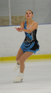 Miabella black & blue freestyle 2015