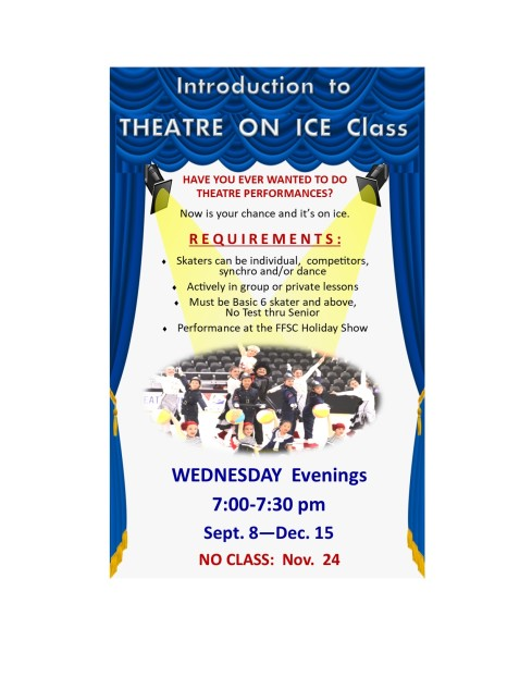 2021 FALL Theatre on Ice  website