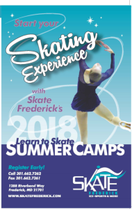 Learn to Skate Summer 2018