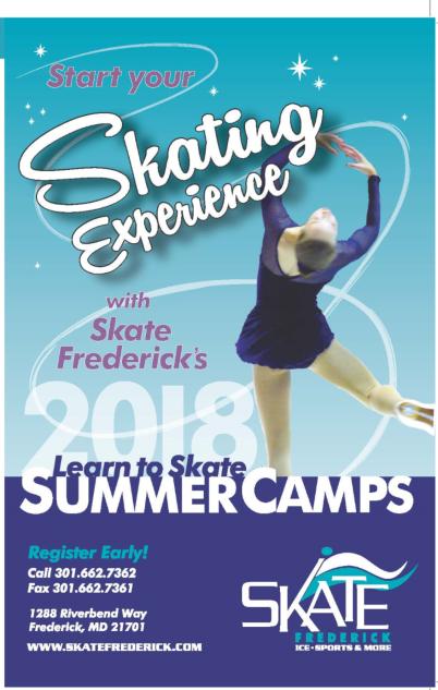 Learn to Skate Summer 2018